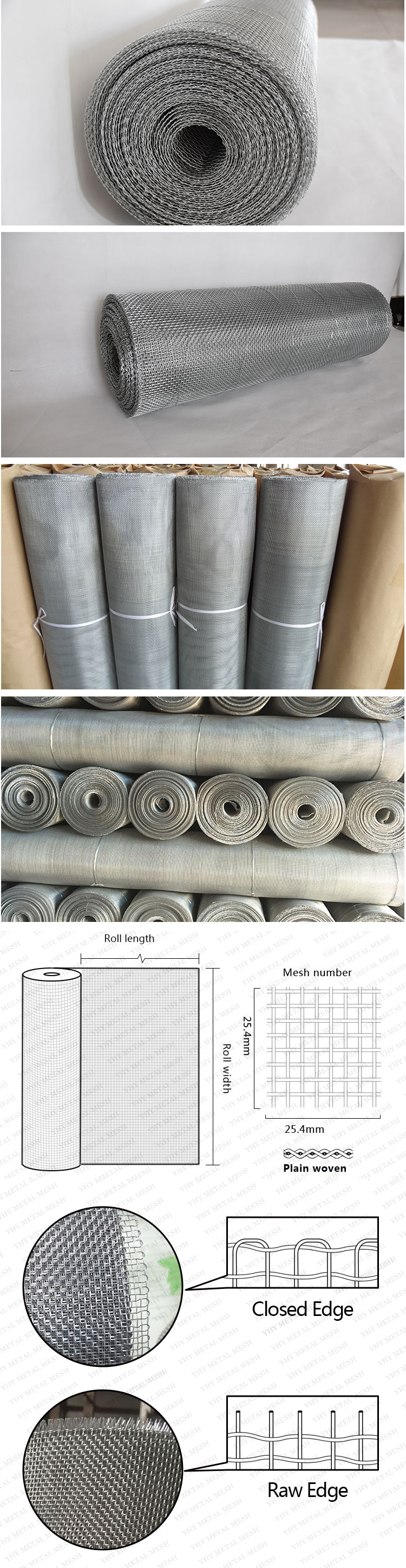 60mesh-2meshFiltering Hot Dipped Galvanized or Electro Galvanized ...