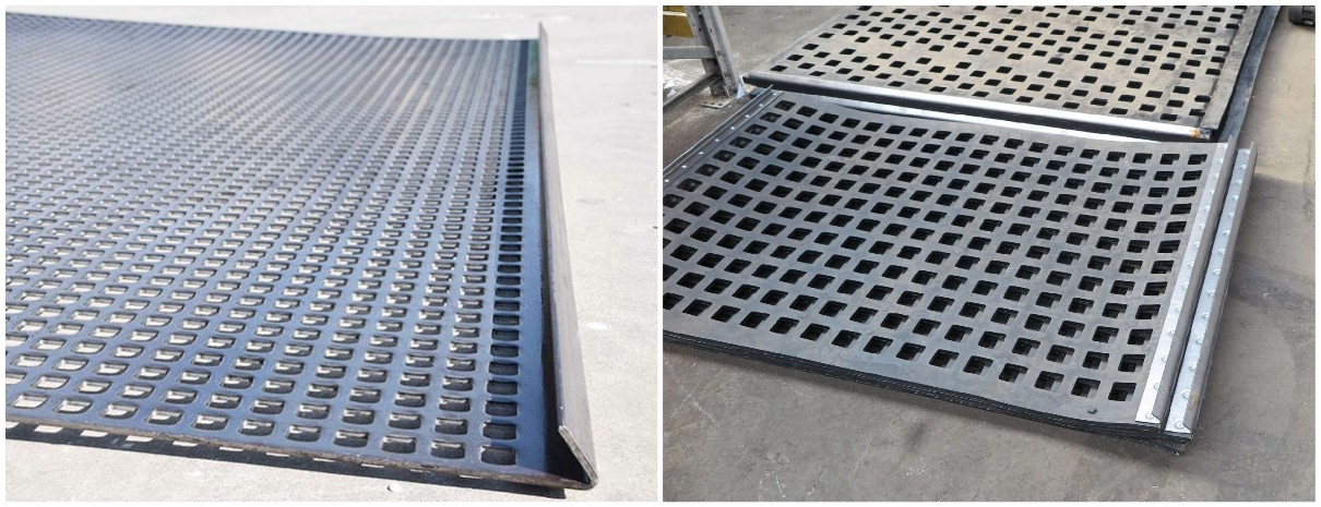 stainless steel 304 Perforated Metal Mesh/Perforated Metal Sheets as Enclosures, Partitions, Sign Panels, Guards, Screens