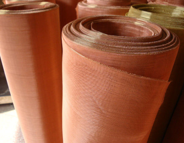 Copper Brass Mesh