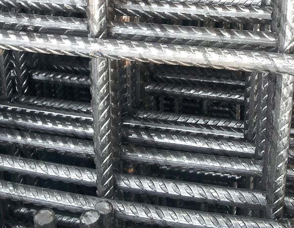 SL92 150x150mm 6000X2400mm Square Opening  Welded Reinforcement  Wire Mesh