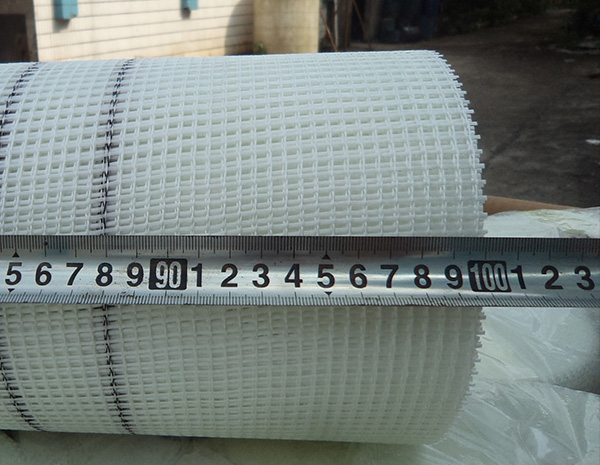 5x5mm 135g E-Glass Emulsion Fiberglass Reinforced Mesh for Building