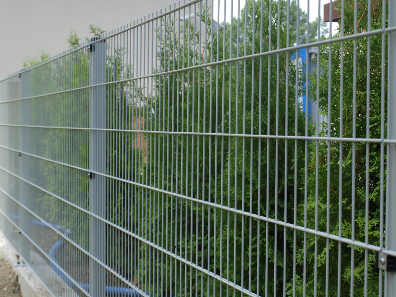 Twin Wire 8 6 8 Fencing Mesh Panel Double Wire Mesh