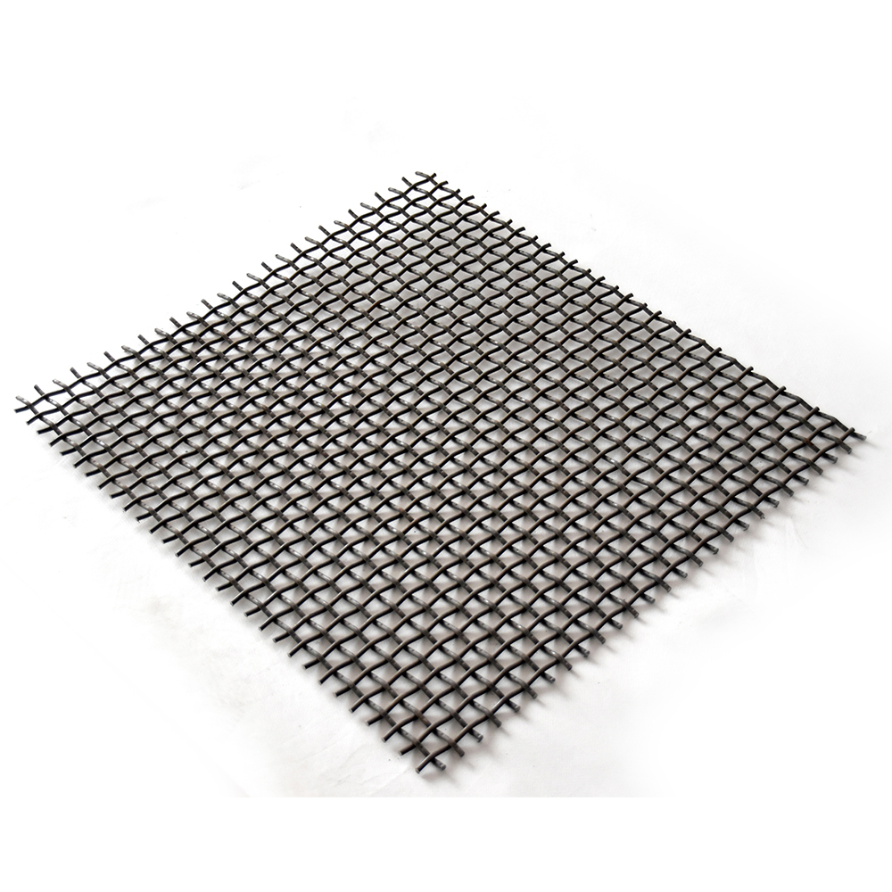 65 Mn Wear Resistance Stone Crusher Screen Mesh for Mining