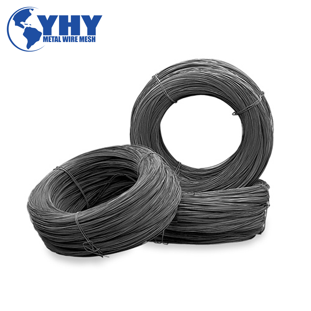 Soft Black Annealed Wire Tie Wire Binding Wire 1.2mm 1kg per coil , 5 lbs produc