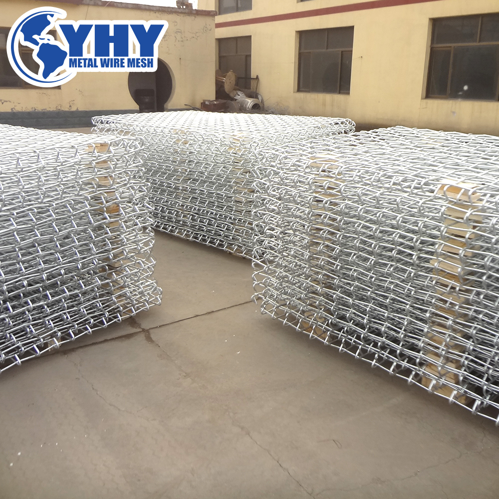 high tension and longer use life underground supporting mining heavy screen mesh