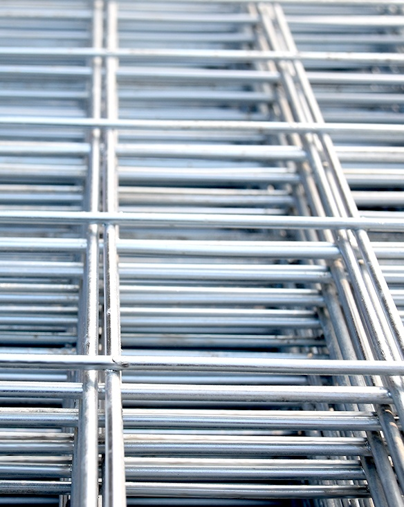 4 x 4 galvanized welded wire mesh panels for fence,cage or construction