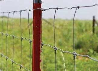 New Type Field Fence With Fixed Knot