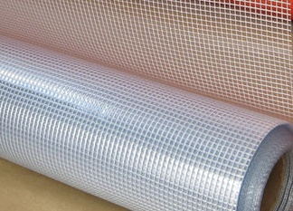 Go To The Site To Visit The Fiberglass Mesh Production Workshop