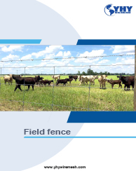 The Catalogue Of High Tensile Fixed Knot Wave Field Fence Panels