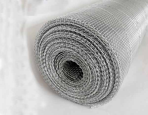 16 mesh Galvanized Square Woven Wire Mesh for filter