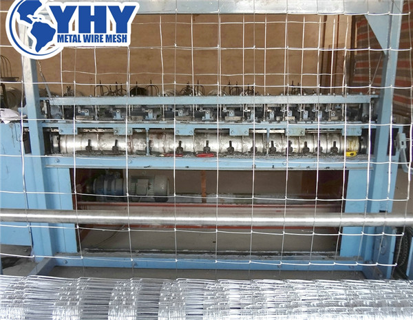 0.9m Height 15cm Vertical Wire Distance 50m Long cattle wire dence