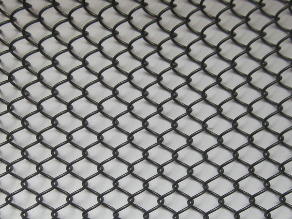 100mm Wire Diameter Stainless Steel Wire  Metal Mesh Curtain 10m Height  Decoration Mesh