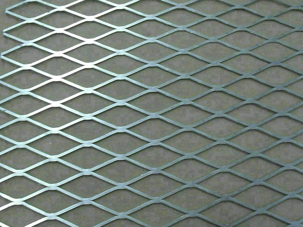 Stainless steel mesh expanded metal mesh decotion mesh Decorative Aluminum Stainless Steel expanded metal mesh