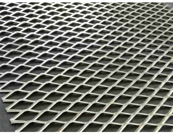 Stainless steel mesh expanded metal mesh decotion mesh Decorative Aluminum Stainless Steel expanded metal mesh