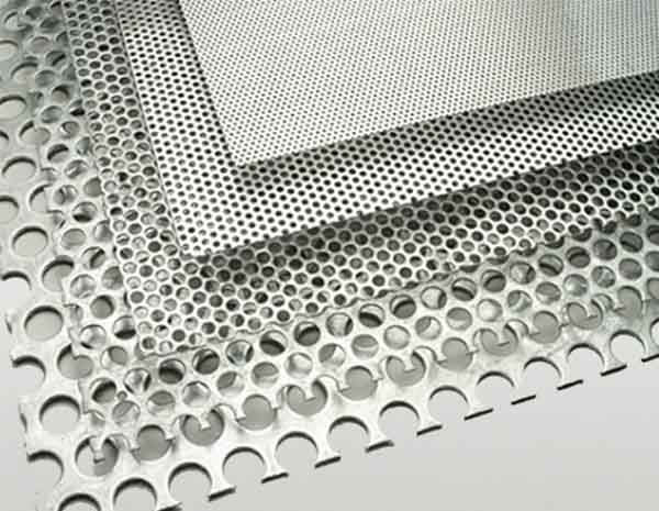 Three factors affecting the design effect and quality of perforated aluminum plate