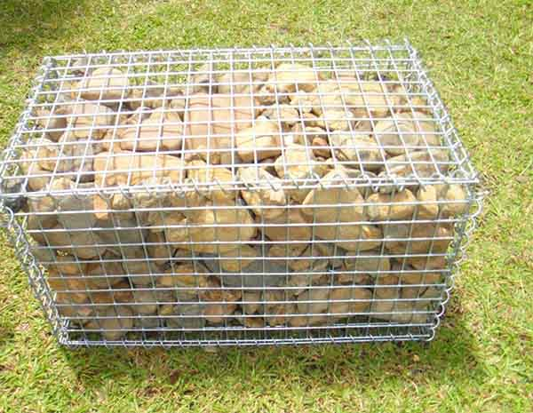 The invention and innovation of gabion box