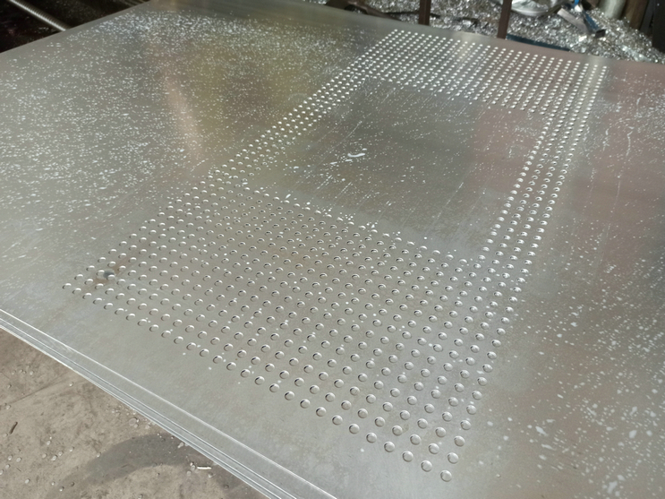 stainless steel perforated panels on hot sale