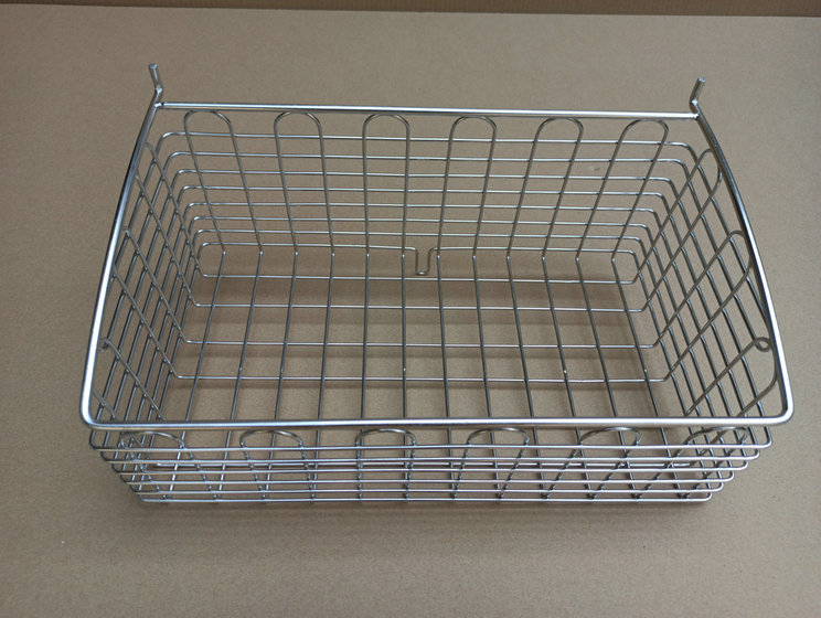 hot sale stainless steel metal mesh baskets with different shape