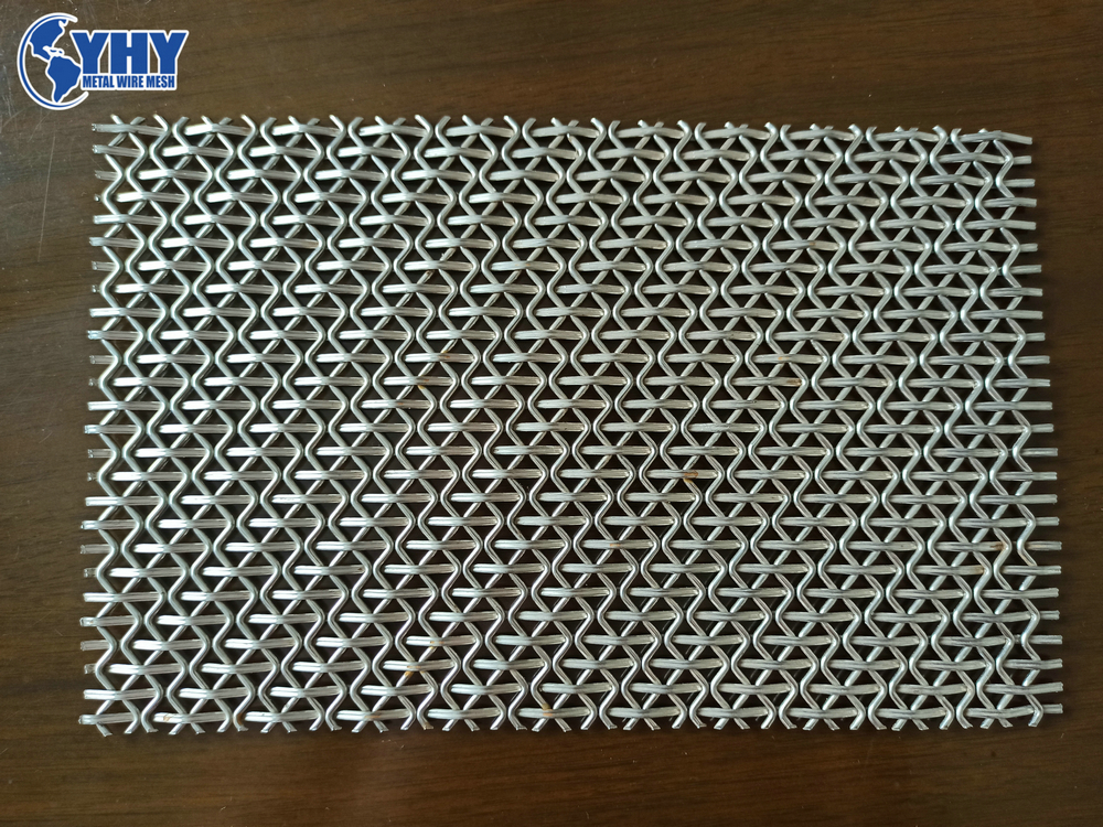 Chinese factory supply Stainless Steel Decorative Wire Mesh apply Door Mesh Stair Mesh on sale