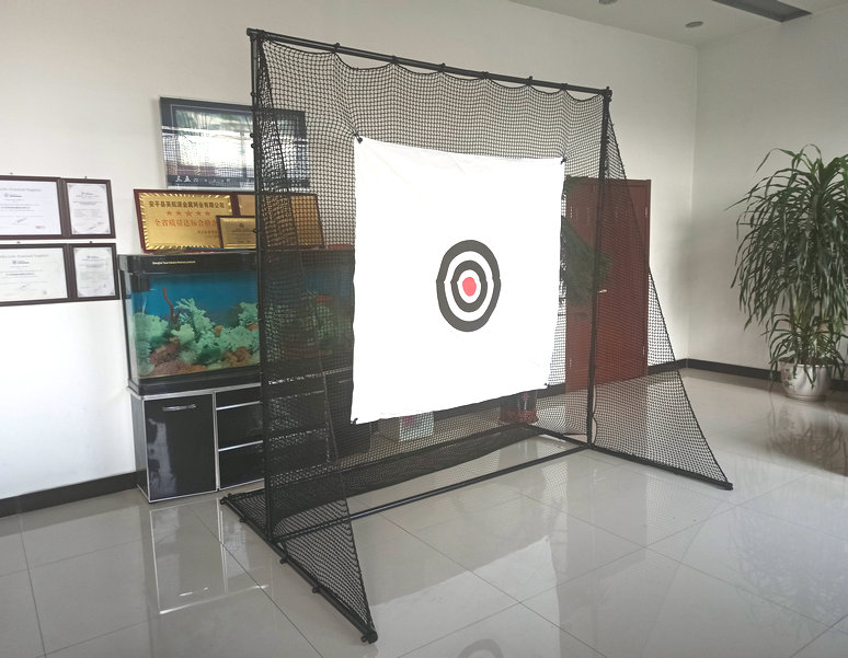 YHY Golf Nets for Backyard Driving, Golf Net Indoor Outdoor Training Aids, Golf Hitting Practice Net, Golf Simulators for Home, Size customized