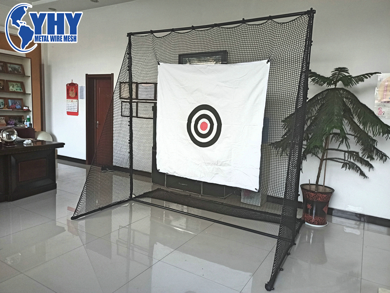 2020 strong Nylon swing practice golf nets driving cage