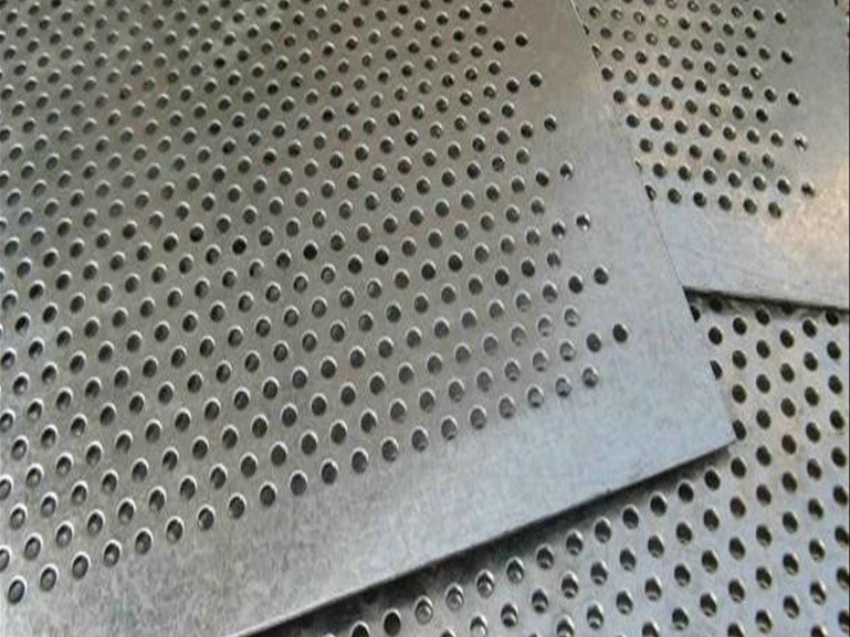 China Factory Customized Perforated Sheet Metal Mesh Punching Net on special offer